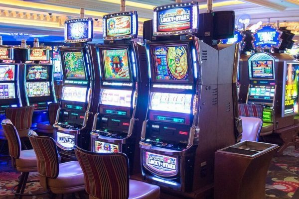 The Best Vegas-Style Slot Machines